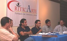 CriticArte con jovenes poetas, 2006