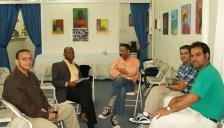 Comisionado de Cultura, Nueva York, 2007