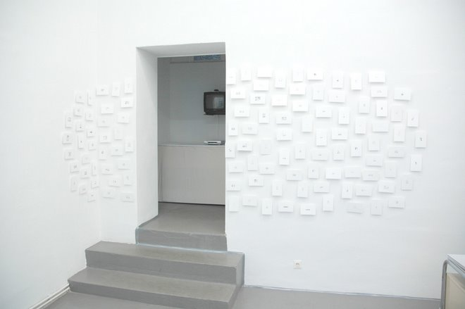 Beat galerie, Berlin, 2007