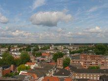 Uitzicht vanaf de toren van het JBAC