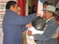 Donación I.M. Alto del Carmen