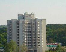 hotelul  Internaţional din Băile Felix