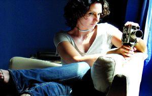 Sandra Uve, del porno al comic.