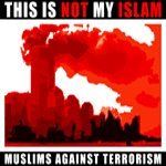Terror is not my Islam ...