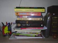 Meus livros de cabeceira