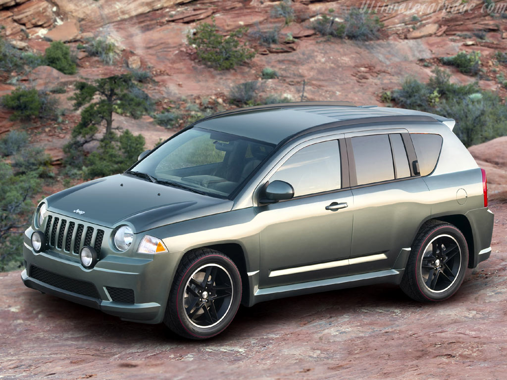 jeep compass accessories photos reviews and resources. Black Bedroom Furniture Sets. Home Design Ideas