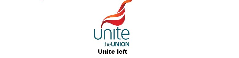 March of the labour and unite left