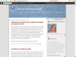 Blog da Professora Danielli