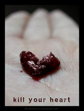 HEART IS MADE TO DIE...