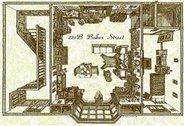 Plano de Baker Street 221B