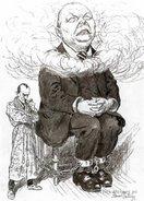 Conan Doyle, creador de Sherlock Holmes
