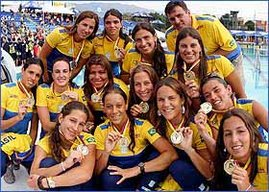 Brasil Campeo do Sulamericano de 2006