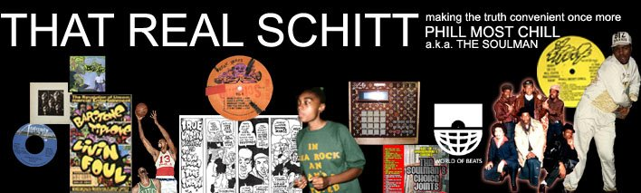 THAT REAL SCHITT