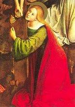 St. Mary Magdalene, Pray for Me