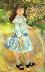 Menina com Arco (Renoir, 1885)