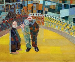 Circo (Portinari, 1957)