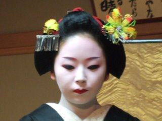 maiko, Gion area, Kyoto sightseeing