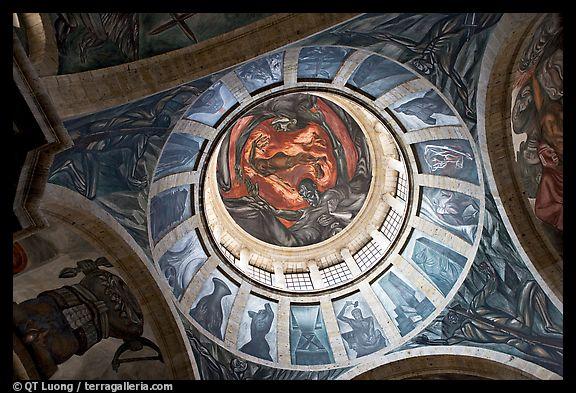 A romper el cerco informativo november 2006 for El hombre de fuego mural de jose clemente orozco