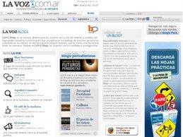LAVOZ.com.ar y el CUP premiaron a este blog