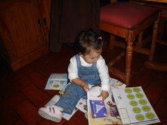 Alfabetización en el hogar