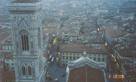 Firenze sul far della sera