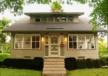 Photo of the beloved bungalow