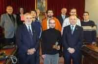 ENTREGA VII PREMIO POESIA JUVENIL ATENEO DE VALLADOLID