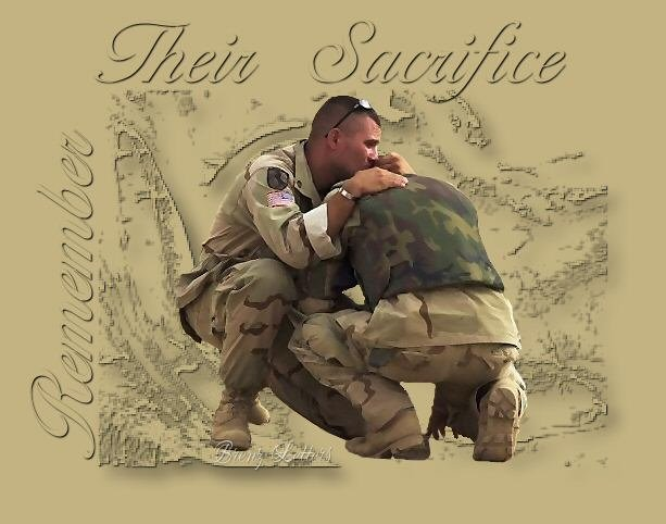 They Sacrifice for US