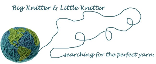 Big Knitter & Little Knitter