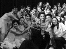 枷鎖...2006全國舞蹈公開賽優秀獎