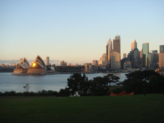 View from Kirribilli