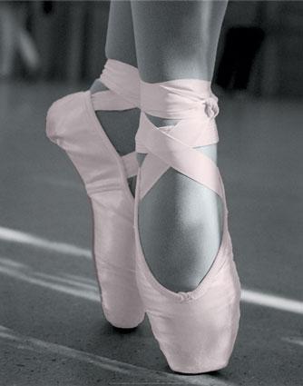 Zapatilla de ballet (Lipson)