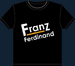Franz Ferdinand  -  $50