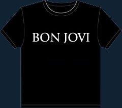 Bon Jovi  -  $45