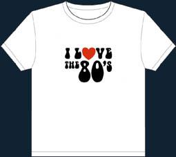 I Love 80  -  $45