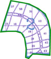 grafico del distrito 2