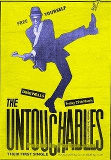 Cartel de los Untouchables americanos