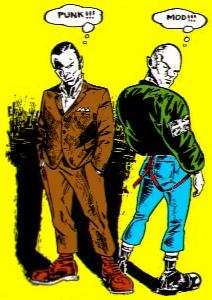 El dilema skinhead...