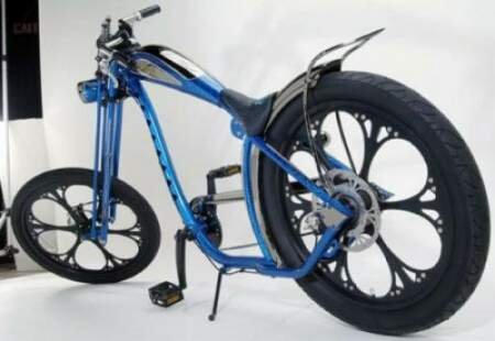 "Bicicleta ""CHOPPER"""