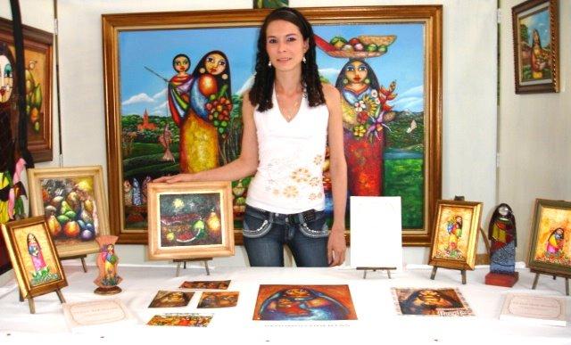 Participacion en FESTICREARTE 2007