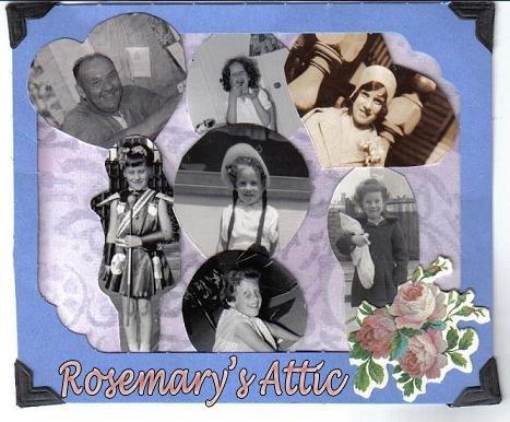 Rosemary's Memory Attic