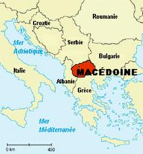 macedoine histoire