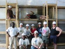 New Orleans work crew