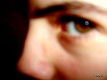 meu olhinho x)