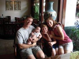 Allsup Family