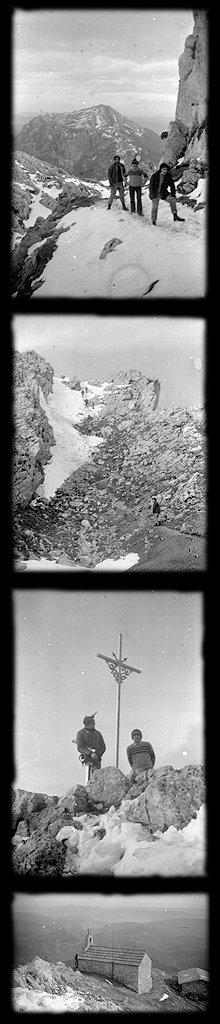 1er Ascenso a Aizkorri - 1.981