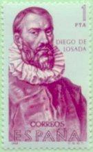 PERSONAJES REFERENCIALES: DIEGO DE LOSADA