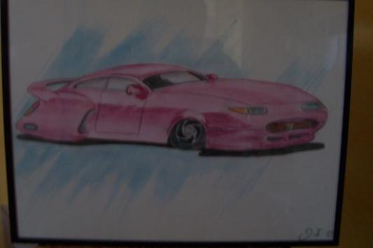 Proto car rose