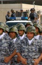Iraqi police graduate from Numiniyah