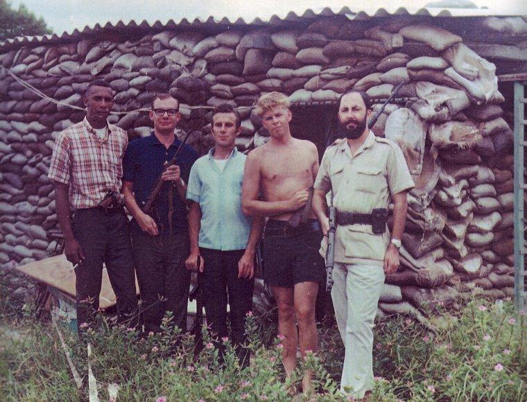 Van Kiep, 1965-67